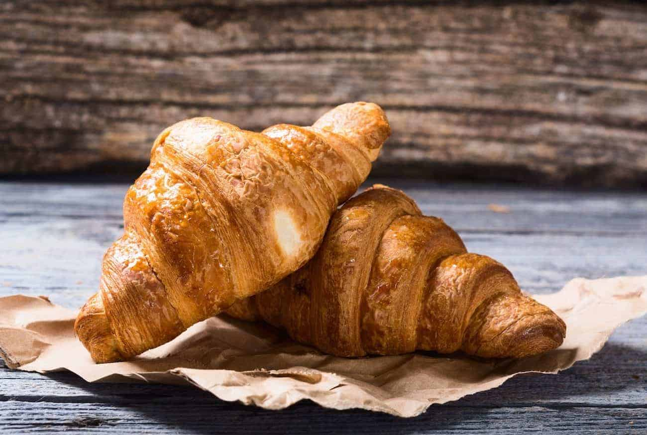 French Croissant Recipe on Biancolievito