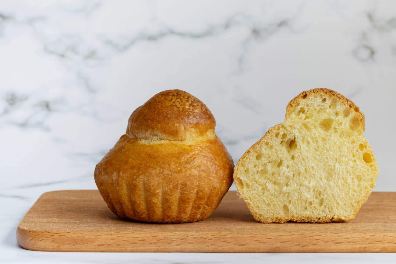 Image of the French Brioche with Sourdough on Biancolievito