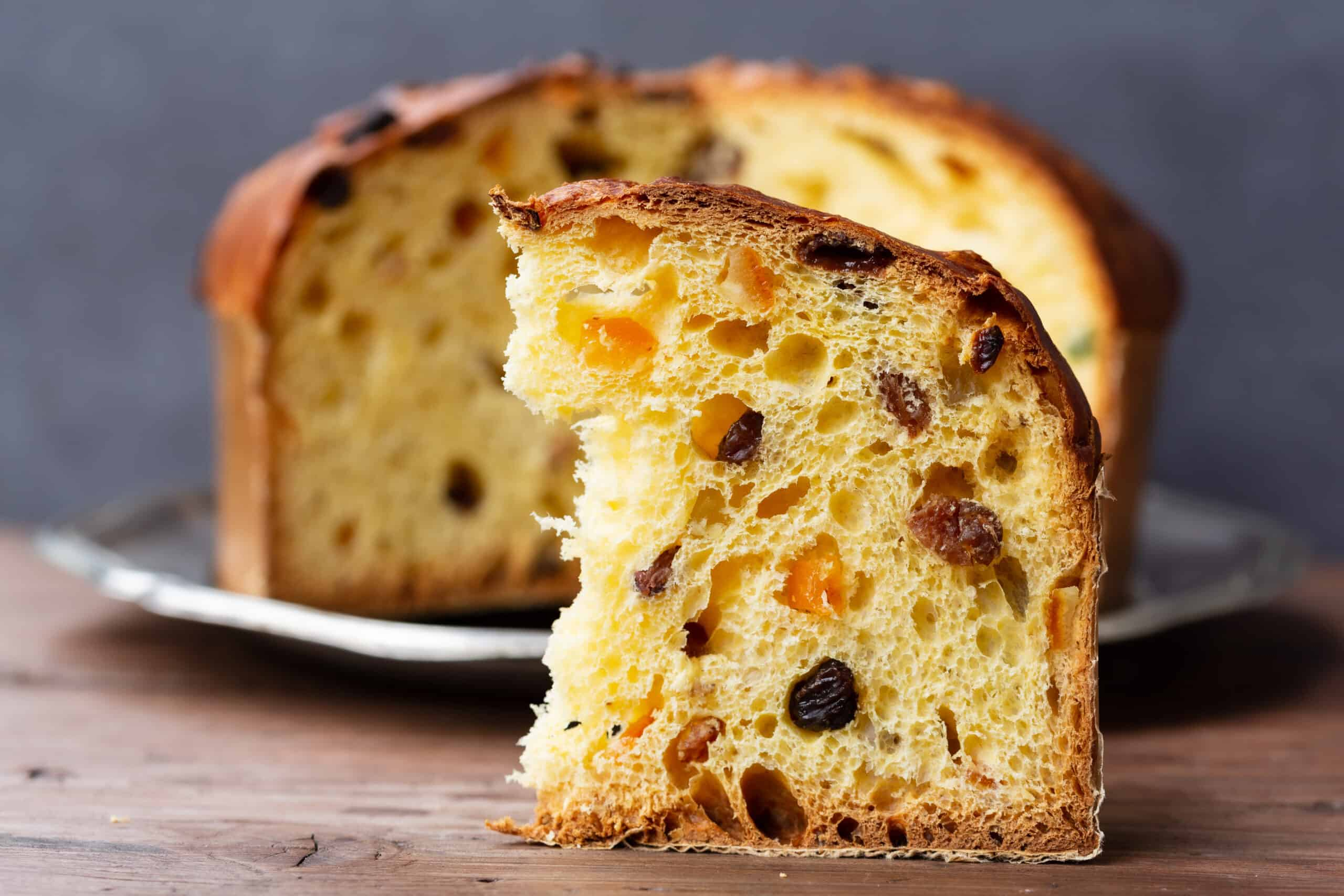Imaghe for the article about how to make Panetone on Biancolievito
