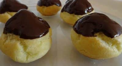 Image of Gluten Free Choux Pastry