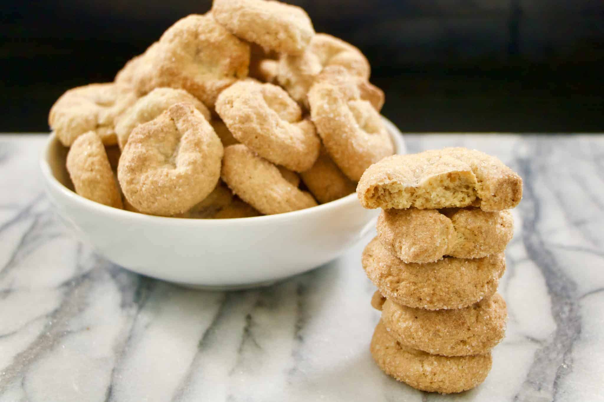 image of the aniseed cookies